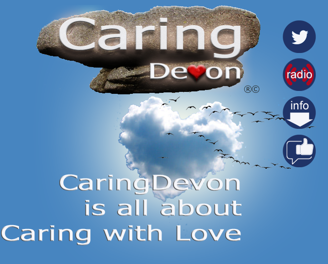 CaringDevon.com GO TO  HOMEPAGE | Caring with Love